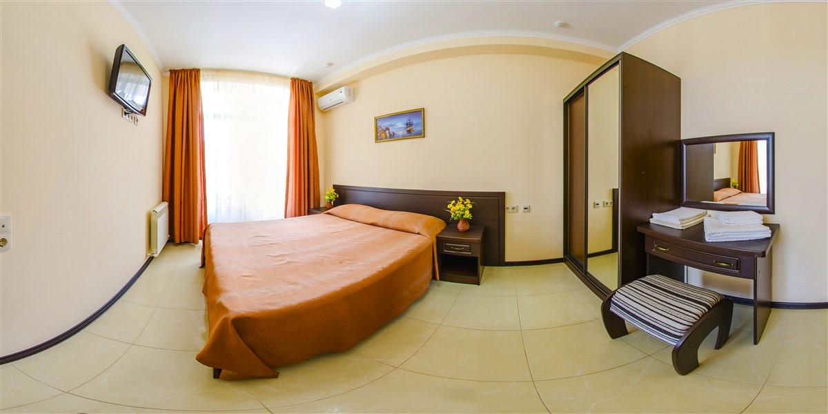 Гостиницы Витязево с Бассейном – Номера класса Люкс(2)